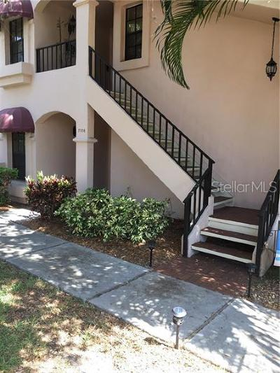 Sarasota Condo For Sale: 7730 Fairway Woods Drive #1405