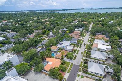 Sarasota Single Family Home For Sale: 1952 Hibiscus Street