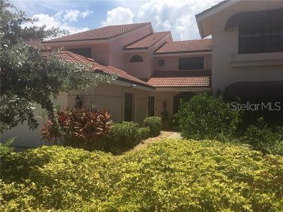Sarasota Condo For Sale: 7667 Fairway Woods Drive #703