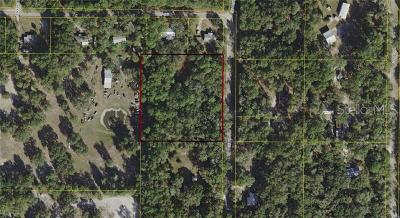 Webster Residential Lots & Land For Sale: 11800 County Road 683