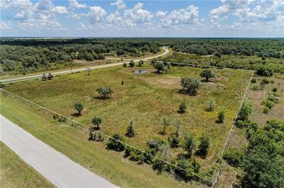 Myakka City Residential Lots & Land For Sale: 40510 20th Place E