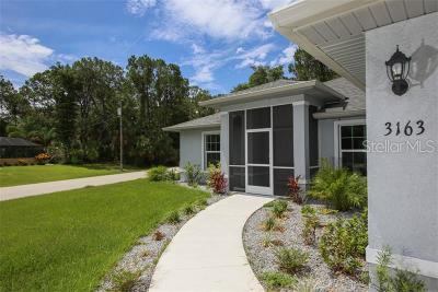 Single Family Home For Sale: 3163 Madagascar Avenue