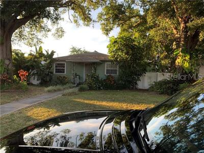 Gulfport Single Family Home For Sale: 5705 17th Avenue S
