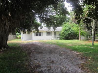 Nokomis Single Family Home For Sale: 201 Laurel Road E