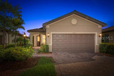 Lakewood Ranch, Lakewood Rch, Lakewood Rn Single Family Home For Sale: 17117 Kenton Terrace