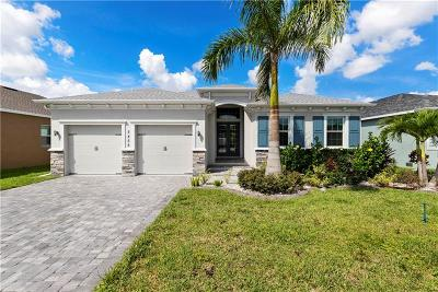Bradenton Single Family Home For Sale: 5458 56th Court E