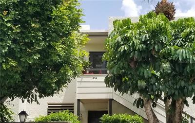 Bradenton Condo For Sale: 454 Palm Tree Drive #454