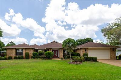 Sarasota Single Family Home For Sale: 5410 Country Lakes Lane