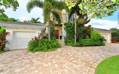 Sarasota Single Family Home For Sale: 411 Pheasant Way
