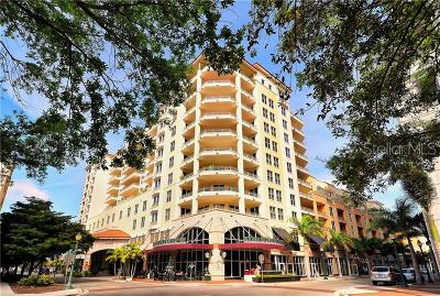 Sarasota Condo For Sale: 100 Central Avenue #K917