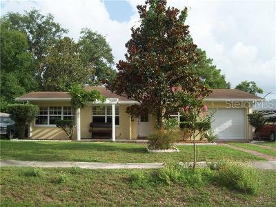 Lakeland Single Family Home For Sale: 548 Pablo Street