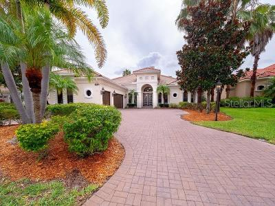 Lakewood Ranch Single Family Home For Sale: 6919 Dominion Lane