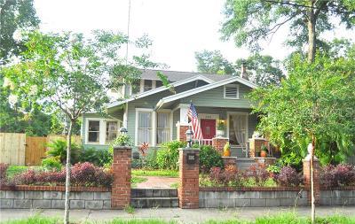Tampa Single Family Home For Sale: 606 E Louisiana Avenue