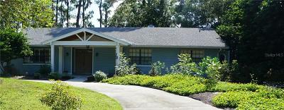 Orlando Single Family Home For Sale: 14030 Lake Price Drive