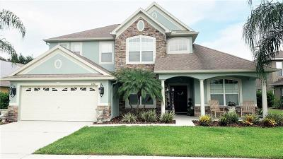 Wesley Chapel Single Family Home For Sale: 4736 Pointe O Woods Drive