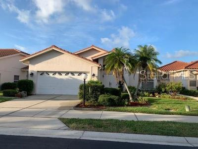 Sarasota Villa For Sale: 4319 Marcott Circle