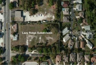 Sarasota Residential Lots & Land For Sale: Lazy Ridge