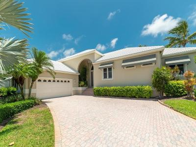 Longboat Key Single Family Home For Sale: 3402 Fair Oaks Lane