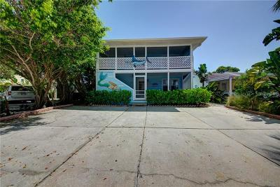 Sarasota Single Family Home For Sale: 516 Canal Road