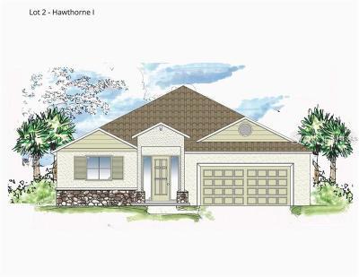 Sarasota Single Family Home For Sale: 5719 Magnolia Ridge Place