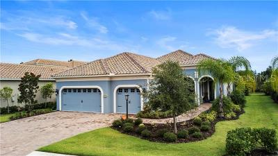 Lakewood Ranch Single Family Home For Sale: 15213 Castle Park Terrace