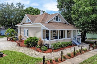 Bradenton Single Family Home For Sale: 320 27th Street W