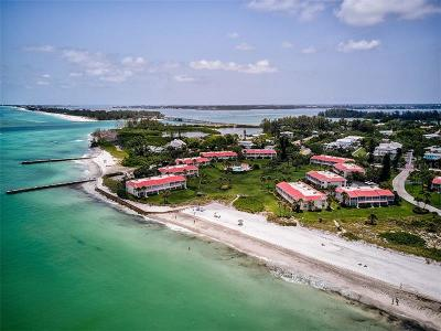 Longboat Key Condo For Sale: 7115 Gulf Of Mexico Drive #12