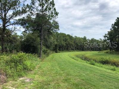 North Port Residential Lots & Land For Sale: Wagon Wheel Drive