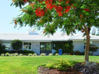 Longboat Key Single Family Home For Sale: 541 Chipping Lane