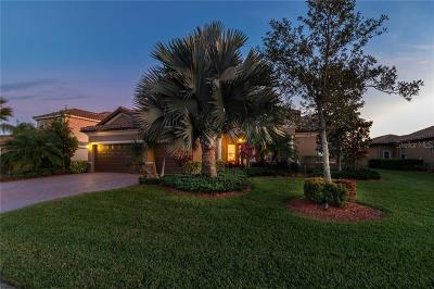 Bradenton Single Family Home For Sale: 7814 Heritage Grand Place