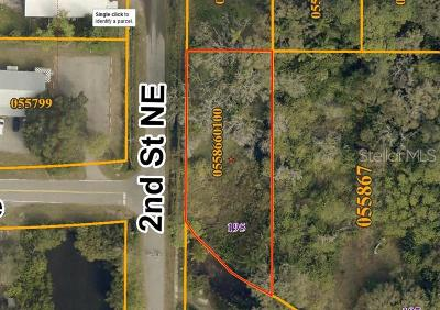 Ruskin Residential Lots & Land For Sale: 205 NE 2nd Street