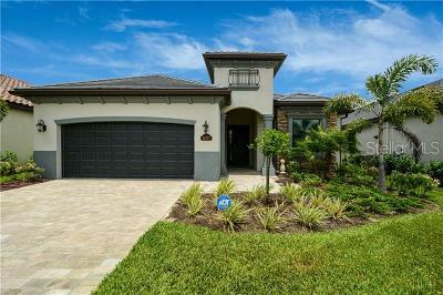 Bradenton Single Family Home For Sale: 16717 Bwana Place