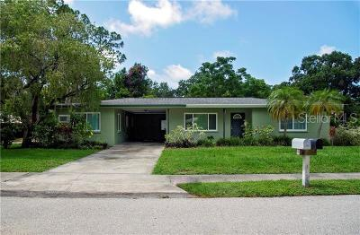 Sarasota Single Family Home For Sale: 2104 Palm Terrace