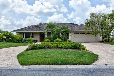 Sarasota Single Family Home For Sale: 3820 Prairie Dunes Drive
