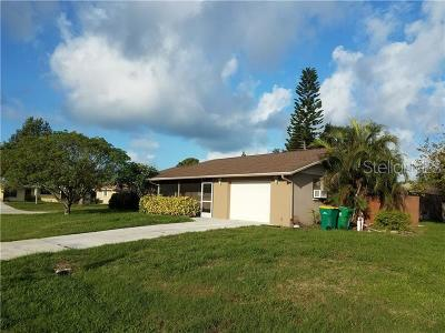 Englewood FL Single Family Home For Sale: $262,500
