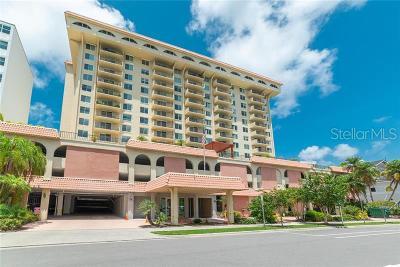Sarasota Condo For Sale: 101 S Gulfstream Avenue #5H