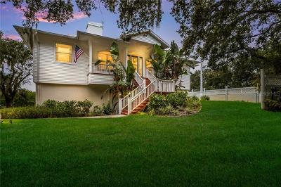 Sarasota Single Family Home For Sale: 8810 Fishermens Bay Drive