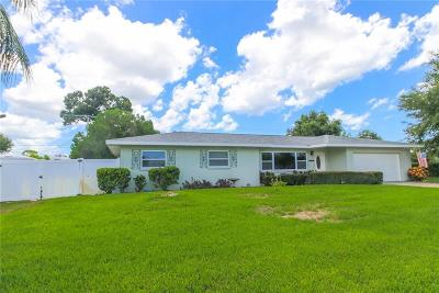 Bradenton Single Family Home For Sale: 5117 6th Avenue Drive W