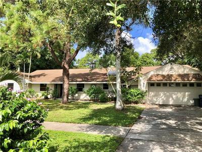 Bradenton Single Family Home For Sale: 1112 Montezuma Drive