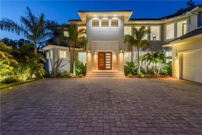 Single Family Home For Sale: 1621 N Lake Shore Drive