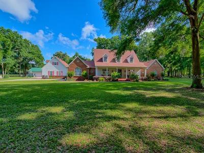 Ocala Single Family Home For Sale: 721 NE 63rd Street
