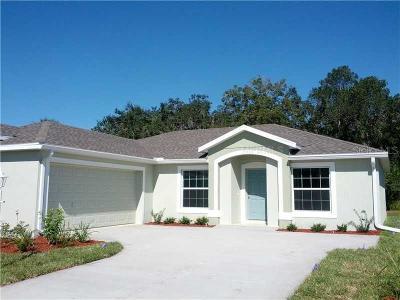 Palmetto Single Family Home For Sale: 3502 54th Street E