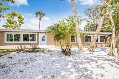Sarasota FL Single Family Home For Sale: $799,000