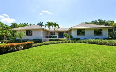 Longboat Key Single Family Home For Sale: 1690 Harbor Sound Drive