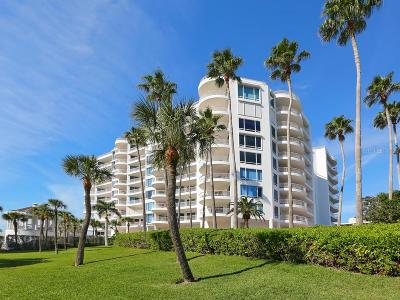 Longboat Key Condo For Sale: 455 Longboat Club Road #802