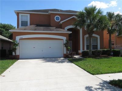 Kissimmee Single Family Home For Sale: 2768 Lido Key Drive