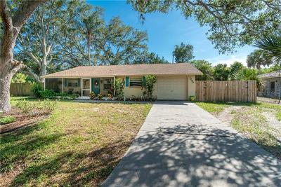 South Venice Single Family Home For Sale: 3090 Gentian Road