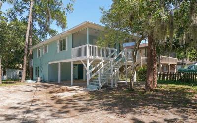 Sarasota Single Family Home For Sale: 805 Coleman Avenue