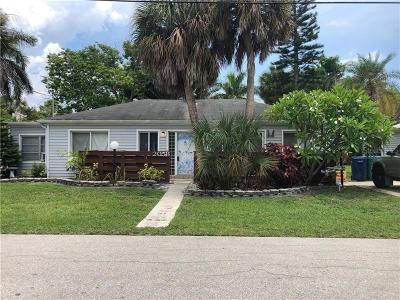 Holmes Beach Multi Family Home For Sale: 205 64th Street #A and B