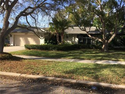 Clearwater Single Family Home For Sale: 842 Harbor Island